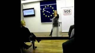 Corinna Milborn: Laudatio für Elias Bierdel - Part 2