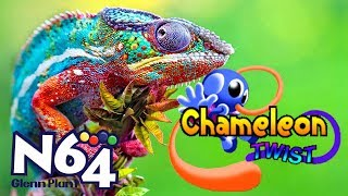Chameleon Twist - Nintendo 64 Review - HD