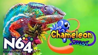 Chameleon Twist   Nintendo 64 Review   Hd