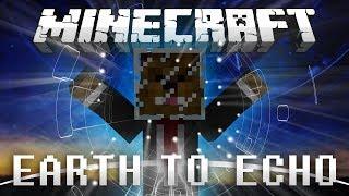 Earth to Echo Minecraft Minigame w/ Vikkstar and AshleyMariee