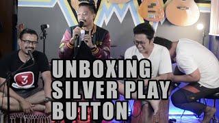 UNBOXING SILVER PLAY BUTTON 3PEMUDA BERBAHAYA