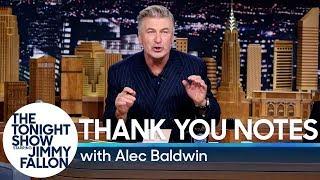 Thank You Notes with Alec Baldwin thumbnail
