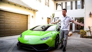 *MANSION TOUR* Youtube RICH & FAMOUS At 23 yrs Old VEHICLE VIRGINS