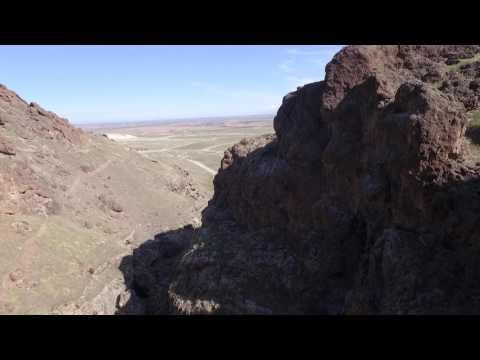 Jump Creek Falls, Owyhee County Idaho 03 22 17