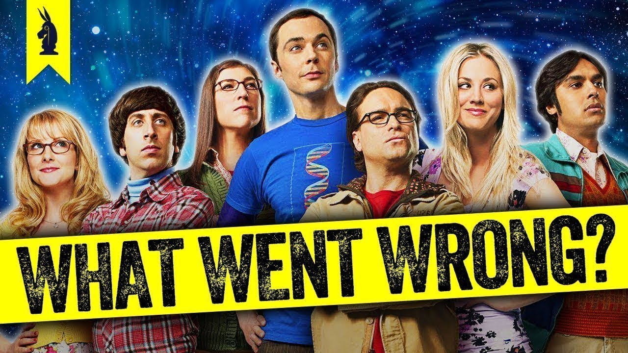 The Big Bang Theory What Went Wrong Wisecrack Edition Youtube