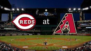ARI Franchise - Game 54 - CIN @ ARI - MLB The Show 18