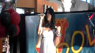 """Anyway"" Martina McBride (Cover) by Ashlee May A.V. Idol winner!"