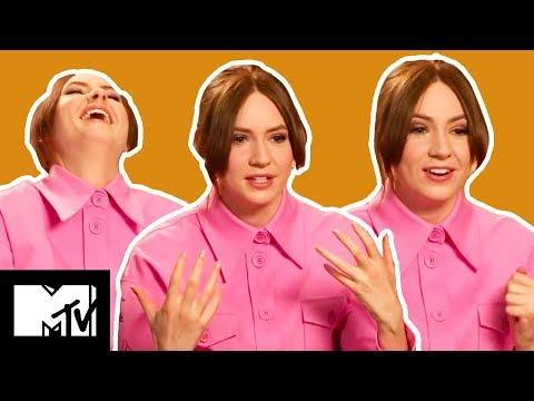 Karen Gillan Goes Speed Dating!  MTV Movies