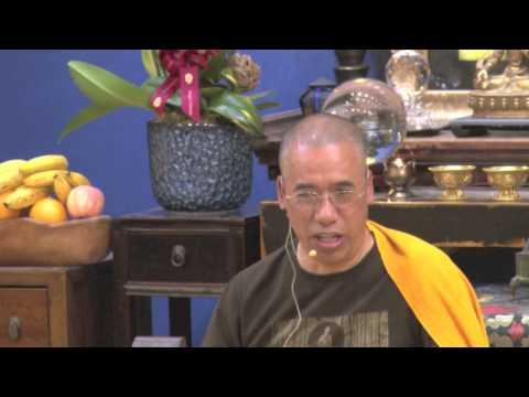 2015-05-18 佛法講座:如果佛陀活在今日的香港(下)阿闍黎喇嘛滇巴嘉晨