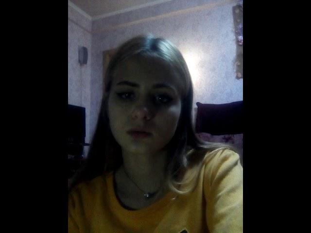 Изображение предпросмотра прочтения – АлинаАрнаутова читает произведение «Ты ушла и ко мне не вернешься» С.А.Есенина