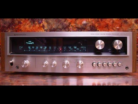 Kenwood KR 5400 AM/FM Receiver - Solid State - Vintage - Review