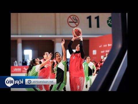 سيدات الإمارات يتألقن في كرة السلة أمام مصر  - 09:56-2019 / 3 / 17