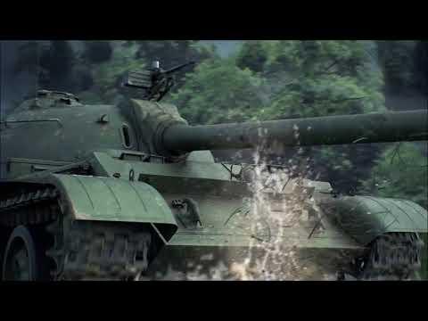 Заставка World Of Tanks (9.15) - video intro NEW!!!!