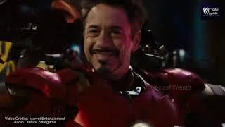 Jokhon Porbena Mor ft. Iron Man | Tribute to Iron Man | Secular Weirdo