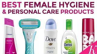 10 Best Female Hygiene & Personal Care Products - Products That Made Women's Lives Better