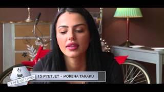 """15 pyetjet - Morena Taraku dhe promovimi i kenges & klipit me Stresin """"Ki me bo"""" 24.05.2015"""