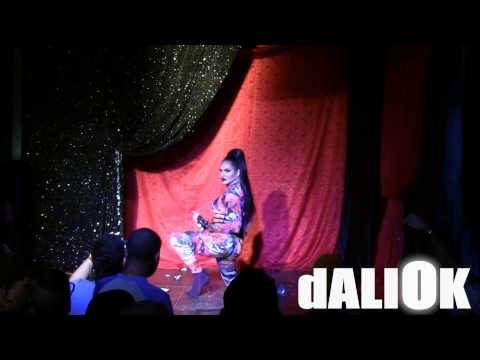 tHE QUEEN! SASHA • COLBY in [ MISS & MR. CONtINENtAL PUERtO RICO 2013 ] HD
