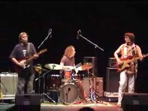 The Graham Foster trio en Torrent.