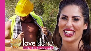 Challengetime: Betonmischa & De-nice auf der Wow-Stelle | Love Island - Staffel 3