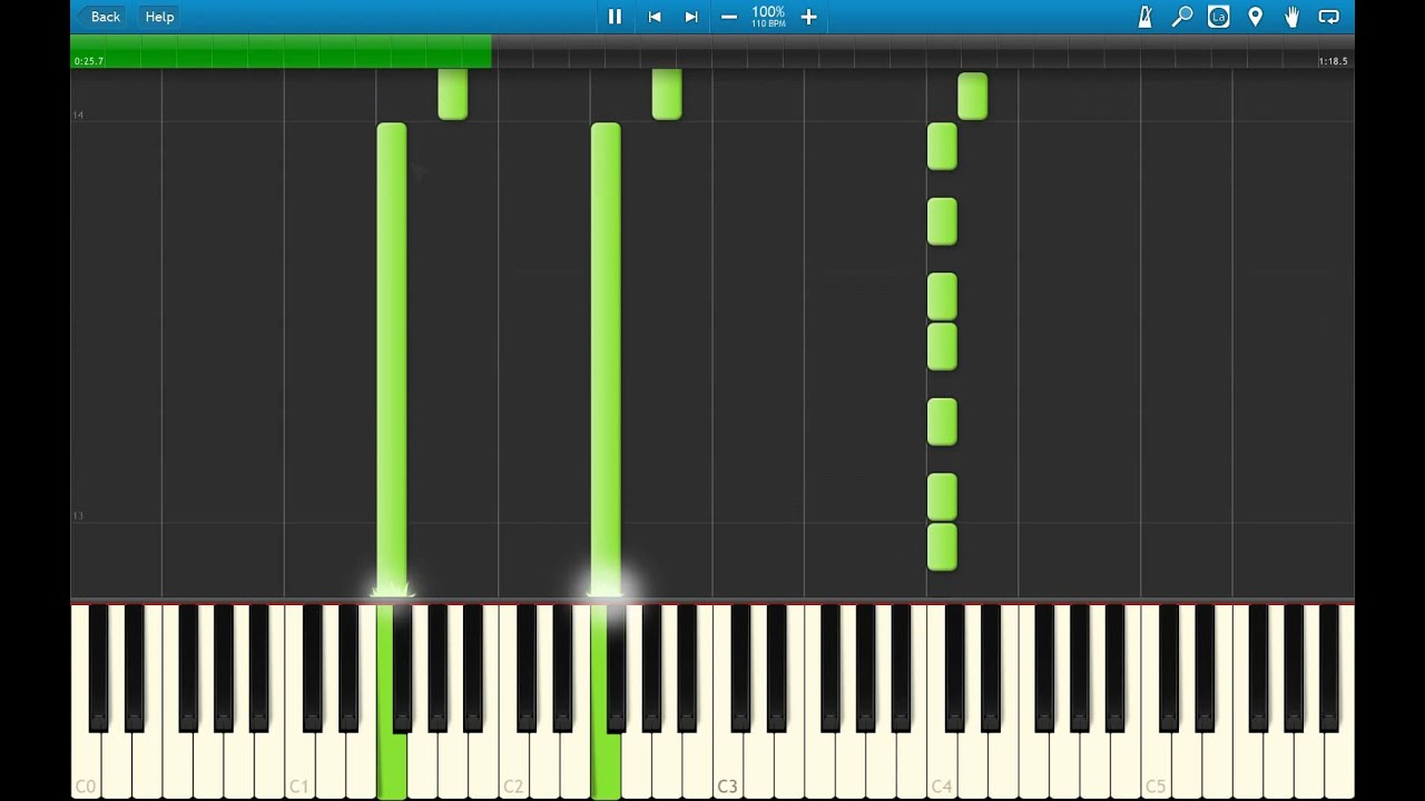how to play intro on piano