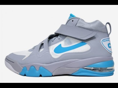 Nike Air Force Max CB 2 Hyperfuse Review YouTube