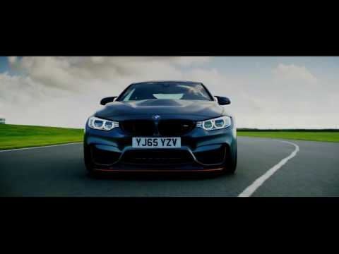 BMW M4 GTS (Commercial)