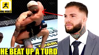 MMA Community Reacts to Deiveson Figueiredo needing only 117 seconds to finish Alex Perez,UFC 255
