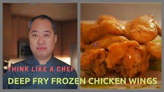 Deep Fry Frozen Chicken Wings