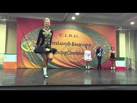 Mainland Europe Championship 2015 - Dance of champions over 18