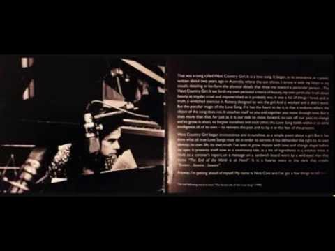 Nick Cave - Secret Life of the Lovesong - Part 5 ( Sad Water )