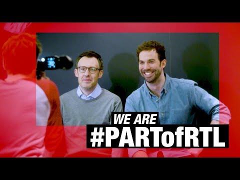 Meet Philipp and Hauke #partofRTL