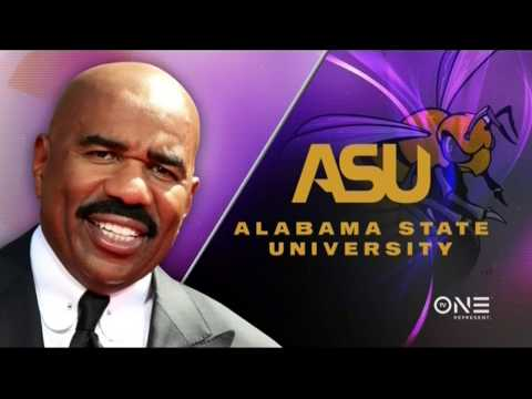 What Ruined The Vibe Between Alabama State University And Steve Harvey?