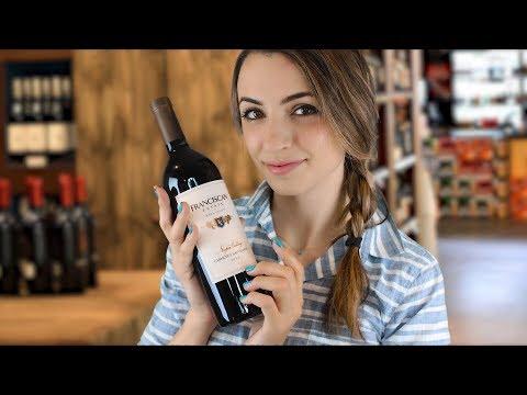 [ASMR] Wine Merchant Roleplay (Soft Spoken)