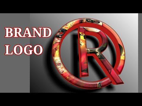 Make Brand Logo Design | picsart logo design tutorial | membuat logo