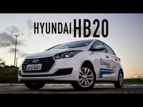 Avaliação com o Hyundai HB20 1.0 Comfort Plus