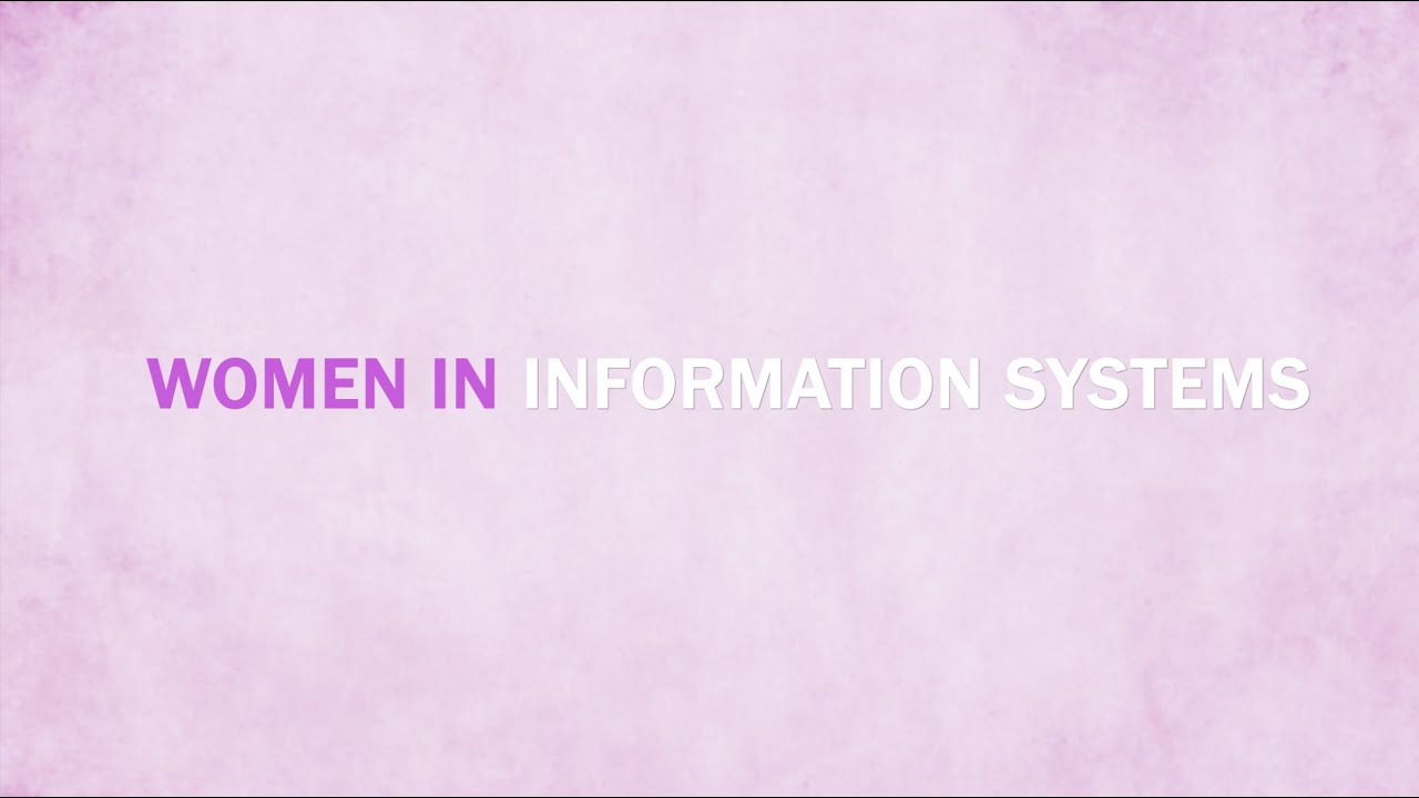 women in information systems when passion becomes your career women in information systems when passion becomes your career