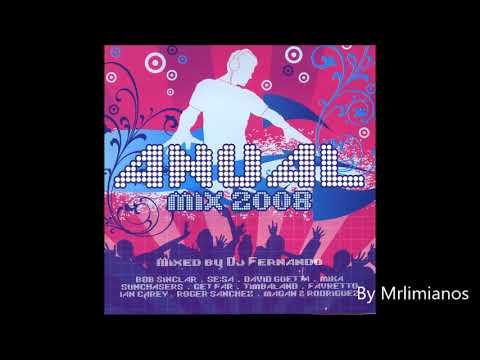 Anual Mix  Megamix Mixed By  DJ Fernando  by Vidisco