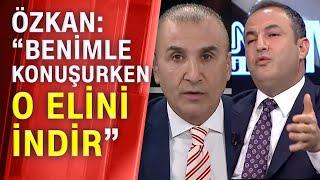 Metin Özkan ve Murat Gezici arasında ipler gerildi!