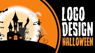 Illustrator Speed Art Halloween Design | Doodle