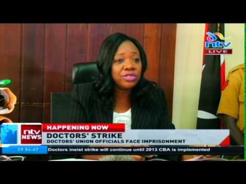 Labour Court extends KMPDU officials suspended jail sentence by 5 days