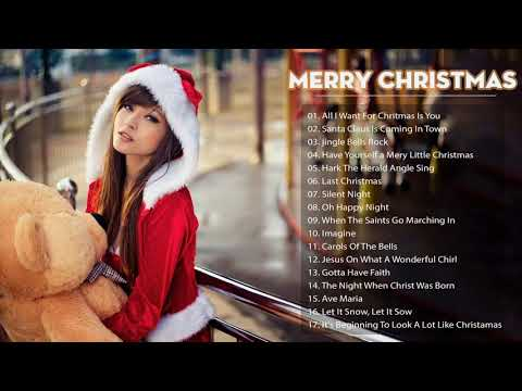The Most Popular Christmas Songs | Christmas Songs Greatest Hits Playlist 2018