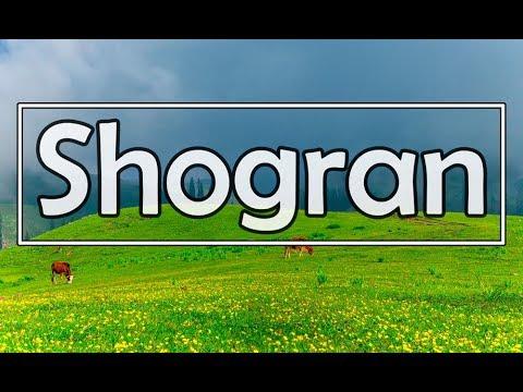Beautiful Shogran Tour Guide & Travel VLOG (Mansehra, Pakistan)