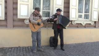 Улан Удэ  Уличные музыканты