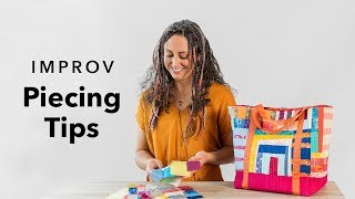 Download Lagu 3 Improv Piecing Tips with Christina Cameli | Scrap Quilting for Beginners mp3