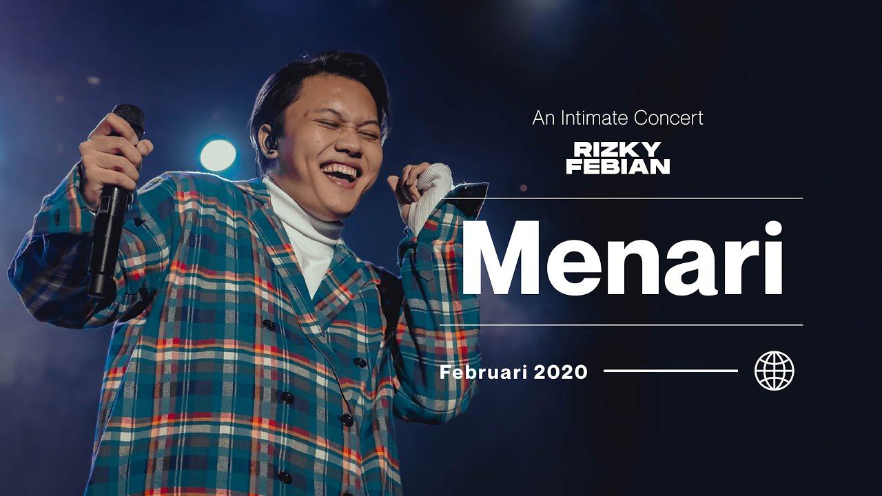 Rizky Febian - Menari | An Intimate Concert