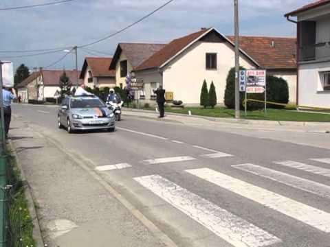 Tour of Croatia 2015.  Sveti Martin na Muri