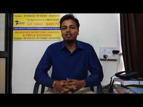 Vivek from SPARK, converted IIM K & NITIE