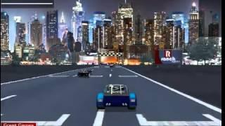 Бесплатные игры онлайн  Игра 3Д гонки на тачке Формула 1, игры для детей