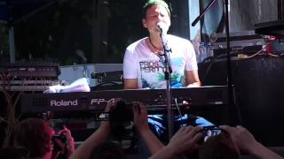 Corey Hart--Everything in My Heart--Live @ Pride Toronto 2012-06-30