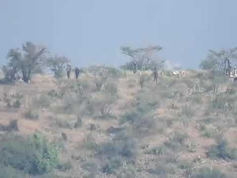 شاهد اقتحام القوات المسلحة الجنوبية لمتارس المليشيات الحوثية في حجر شمال غربي الضالع